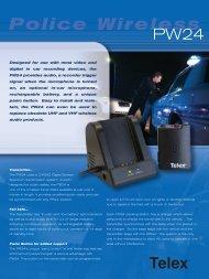 Police Wireless - Telex