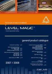 general product catalogue - Radikal