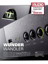 Sonderdruck aus Ausgabe 3/2010 - music line