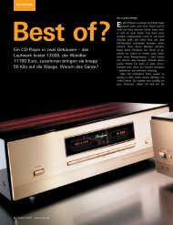 Best of? - Accuphase