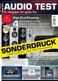 high-end-einstieg 5 AV-receiver - BMC Audio