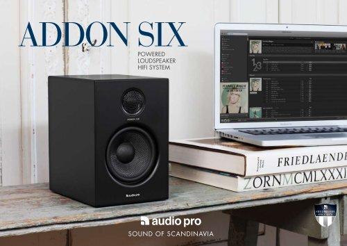Addon Six - Audio Pro