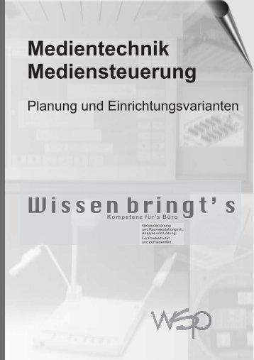 Audio-visuelle Medien - Technik und Steuerung - Werner Sett + ...