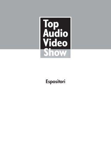L'angolo di Riferimento. - Top Audio Video Show