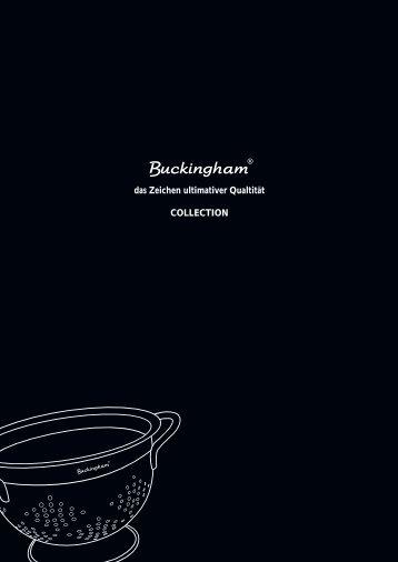 Siebe - Buckingham.de
