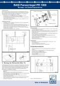 Produktdatenblatt - Basi GmbH - Page 3