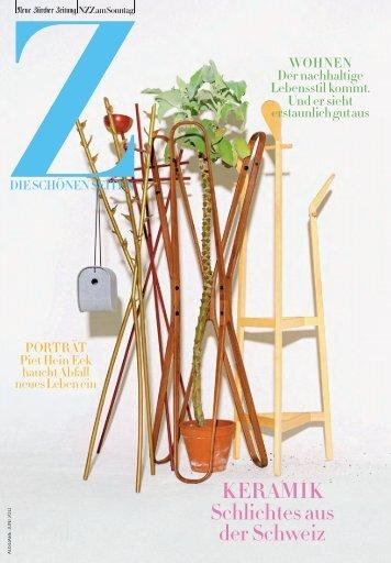 Z Magazin/NZZ (pdf )