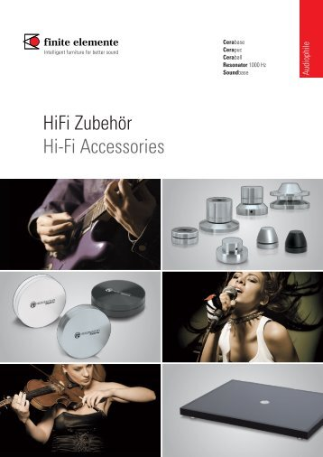 Hifi zubeh r hi fi accessories finite elemente for Finite elemente analyse