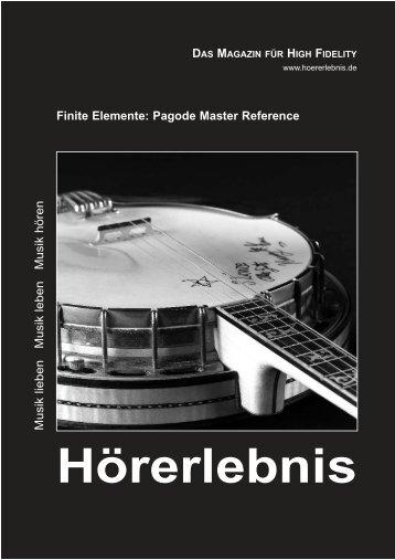 Hörerlebnis - Finite Elemente