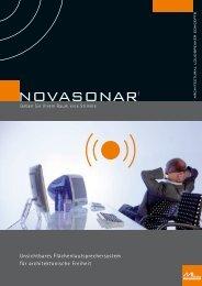 NOVASONAR - ML Audio & Carbons GmbH