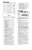 PROFESSIONAL 3-CHANNEL DJ MIXER Quick Start ... - Numark - Page 3