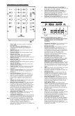 PROFESSIONAL 3-CHANNEL DJ MIXER Quick Start ... - Numark - Page 5
