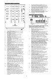 PROFESSIONAL 3-CHANNEL DJ MIXER Quick Start ... - Numark - Page 7