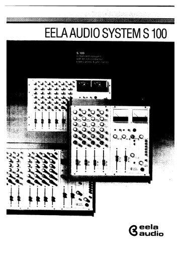 download user manual - Eela Audio