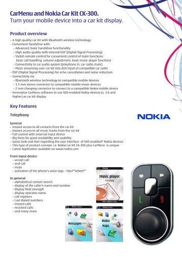nokia car kit ck 200 rh yumpu com Nokia User Guide Manual Nokia Lumia 521 Manual