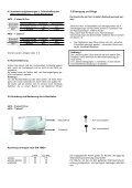 Aufstellungs- und Bedienungsanleitung - Justus - Page 5