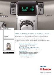HD8836/11 Philips Kaffeevollautomaten