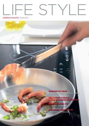 gorenje magazin 2009/2010