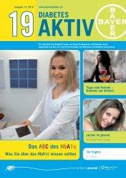 Das ABC des HbA1c - Bayer Diabetes Care Schweiz
