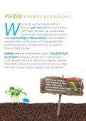 Aussaat, Pflanz- & Erntekalender - Vielfalterleben - Seite 2