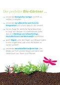 Aussaat, Pflanz- & Erntekalender - Vielfalterleben - Seite 4