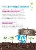 Aussaat, Pflanz- & Erntekalender - Vielfalterleben - Seite 6
