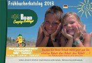 Jetzt buchen = Rabatte stapeln - European Camping Group