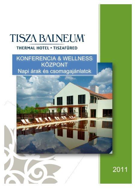 Családi pihenés a Tisza Balneum Hotelben