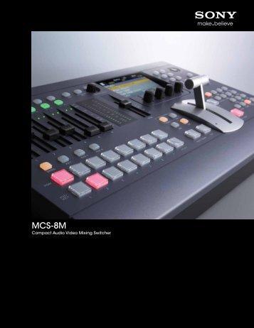 MCS-8M - Sony