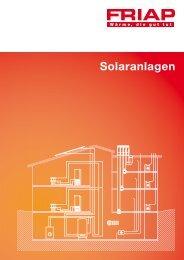 Solaranlagen - Friap AG
