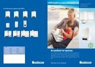 Buderus Condensatieketels voor gas - Boets Sanitair & Verwarming