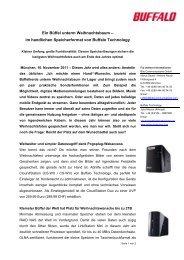 Buffalo_Weihnachten 2011.pdf - Buffalo Technology