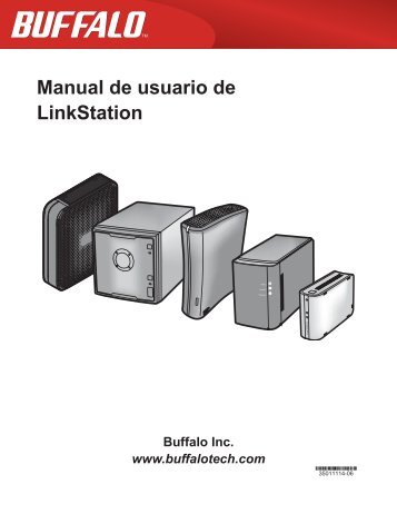 Buffalo link Station Manual