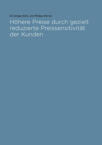 Preissensitivität - Batten & Company