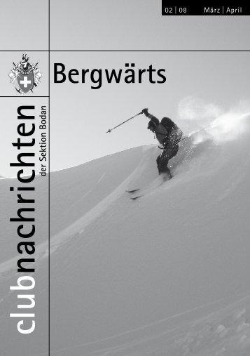 Diverse Ski- und Tourenbekleidung bis zu 70 - SAC Sektion Bodan