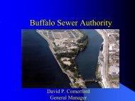 Buffalo Sewer Authority - City of Buffalo