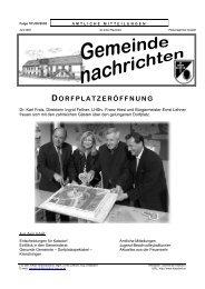 Ausgabe 181/06/2003 - Katsdorf