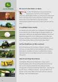 John Deere Aufsitzmäher & Rasentraktoren - Seite 2