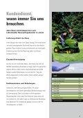 John Deere Aufsitzmäher & Rasentraktoren - Seite 3