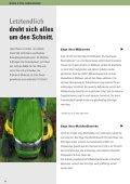 John Deere Aufsitzmäher & Rasentraktoren - Seite 6