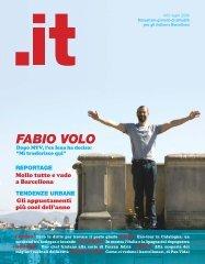 FABIO VOLO - Italiani a Barcellona