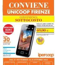 20% - Unicoop Firenze