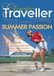 SUMMER PASSION - Executive Traveller