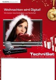 Weihnachten wird Digital!