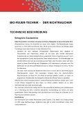 BIO – FEUER – TECHNIK DER NICHTRAUCHER - Kollar - Page 2