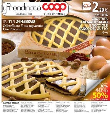 2,20€ - Unicoop Firenze