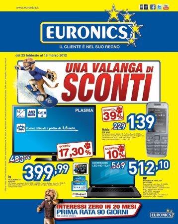 119,99 - Volantini, offerte e sconti dei negozi consultabili ...