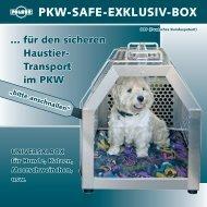 2011-08-30 PROSPEKT Polzer_Hundebox_neu.pdf - Polzer Gastro