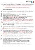 Manuel Einbauanleitung Gebruiksaanwijzing Instructions - Page 3