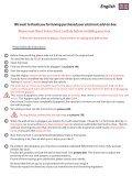 Manuel Einbauanleitung Gebruiksaanwijzing Instructions - Page 4